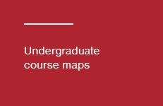 Undergraduate course maps