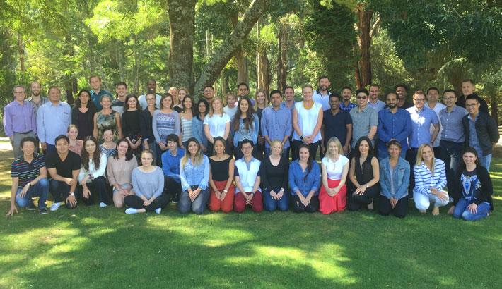 MBA Orientation 2017
