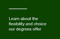 Flexibility and choice