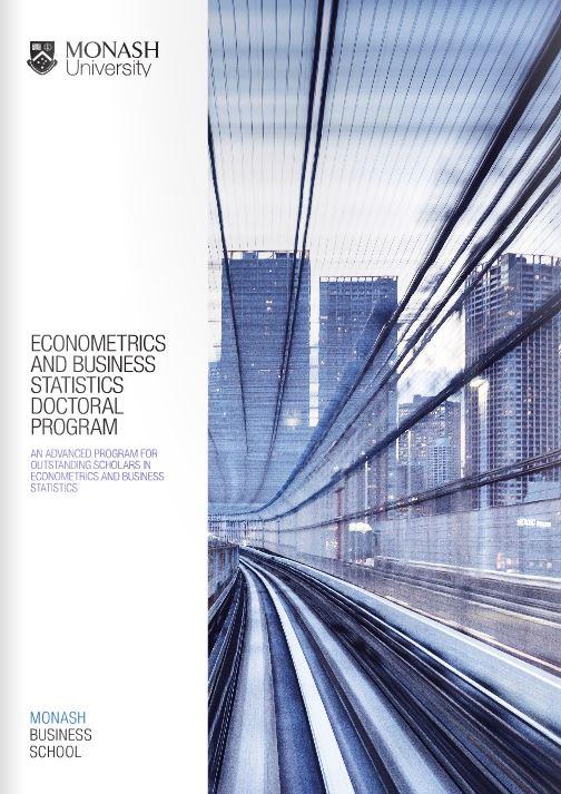 Econometrics and Business Statistics brocbhure