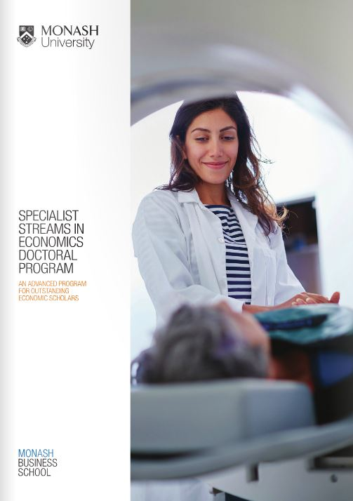 Specialist streams in Economics